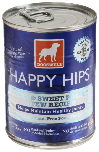 Dogswell Happy Hips Dog Duck 12.5oz