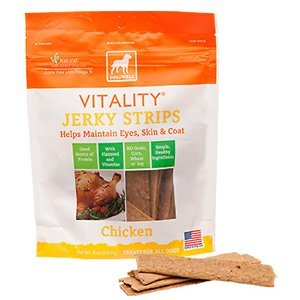 Dogs Usa Jerky St Vit Ckn 12oz Vitality Chicken Jerky Strip Dogswell Dog Treat 12 Ounce