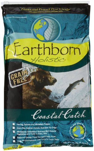 Earthborn Holistic Coastal Catch 14lb