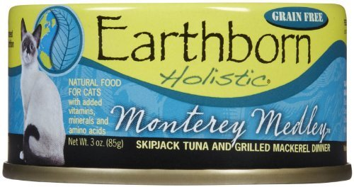 Earthborn Holistic Cat Monterey Medley 3oz