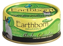 Earthborn Holistic Cat Chicken Catcciatori 5.5oz