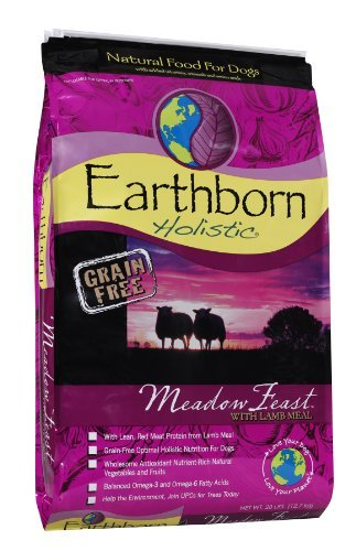 Earthborn Holistic Meadow Feast 6lb Qb 5