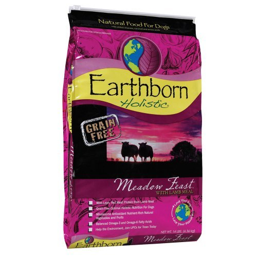 Earthborn Holistic Meadow Feast 28lb