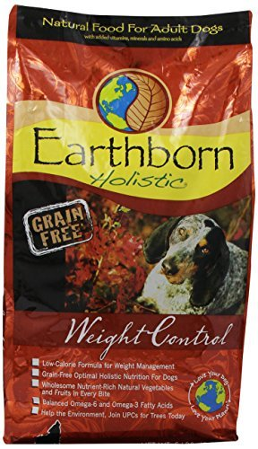 Earthborn Holistic Natural Weight Control 5lb Qb 5