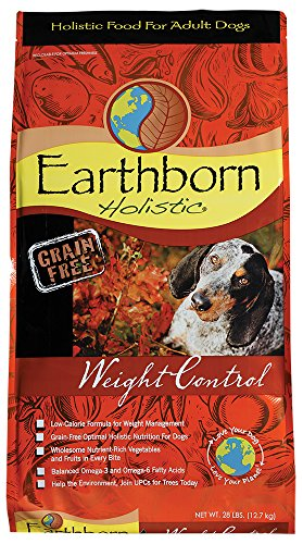 Earthborn Holistic Natural Weight Control 28lb