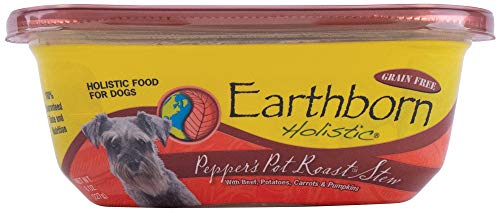 Earthborn Holistic Peppers Pot Roast 9oz