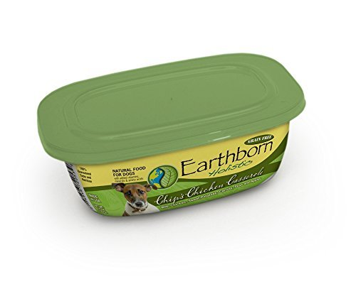 Earthborn Holistic Chips Chicken Casserole 9oz