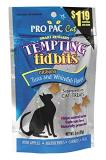 Ppac Tempting Tidbits Tuna 3z Pro Pac Tempting Tidbits Crunchy Tuna And Whitefish Cat Treat 3 Ounce Bag