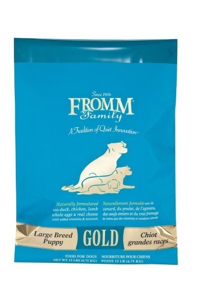 Fromm D Gold Large Breed Puppy 15lb