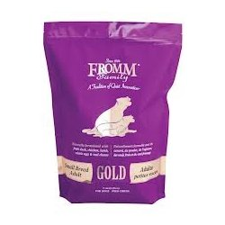 Fromm D Gold Sm Breed 15lb