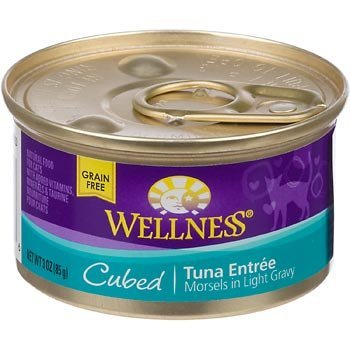 Wel C Cuts Cube Tuna 3oz