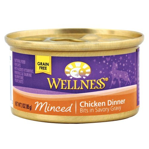 Wel C Cuts Minced Chick 3oz