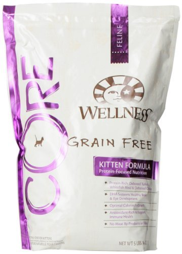 Wellness Core Grain Free Kitten 5lb 14oz Qb 4 Spor Wellness Core Kitten 5lb