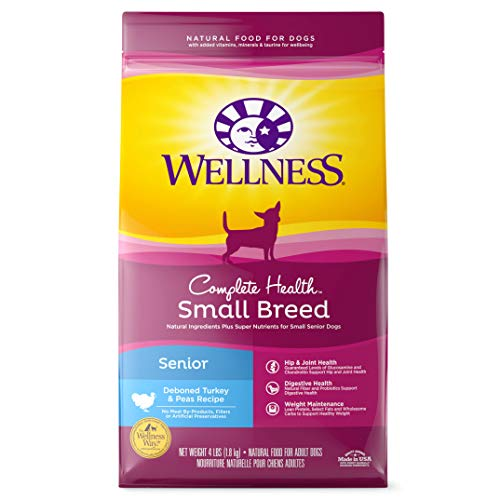 Wellness D Small Breed Snr 4lb