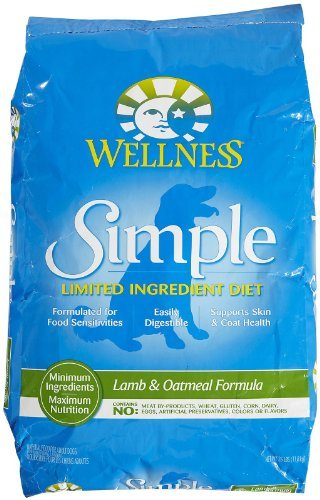 Wellness D Simple Lamb 26lb