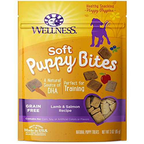 Wellness Puppy Treats 3.5oz Wellness Just For Puppy Mini Soft Treats (3.5 Oz)