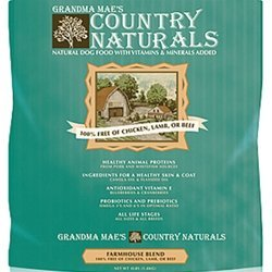 Country Naturals Farmhouse Blend Dog Food Qb 18
