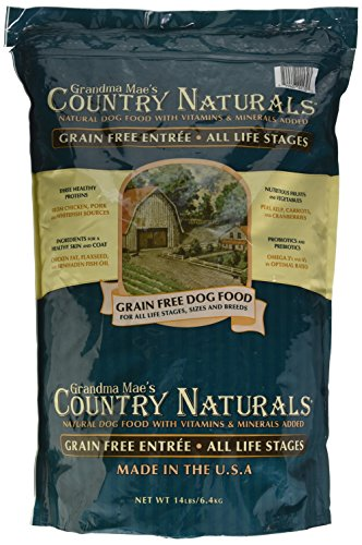 Gm Dog Country Nat Gf 14lb Country Natrls Grain Free 14 Lb