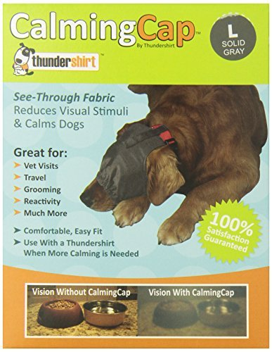 Thundershirt Calming Cap Lg Calming Cap Large