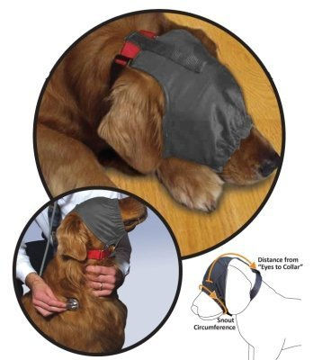 Thundershirt Calming Cap Md Thundershirt Calming Cap Medium