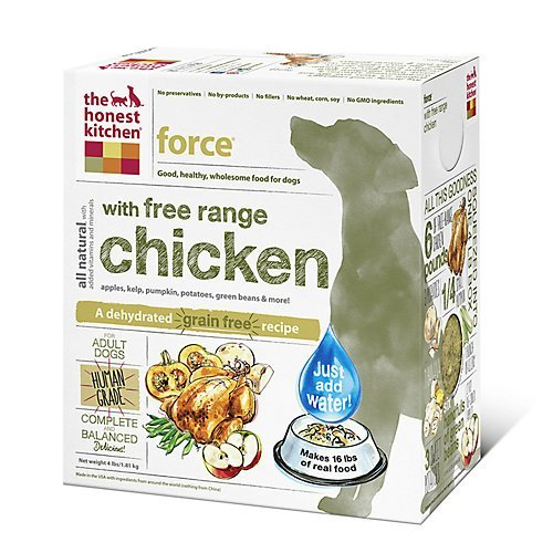 The Honest Kitchen Force 4lb