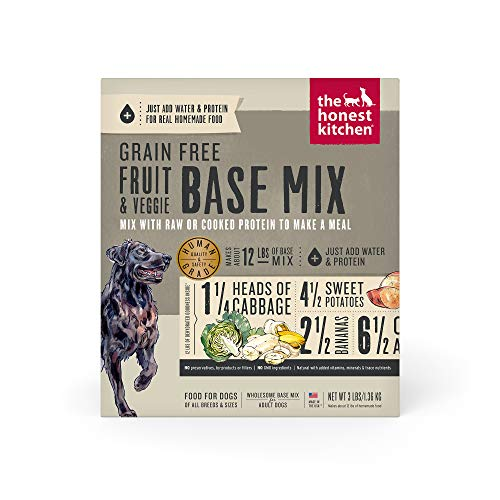 Hk D Preference Base Mix Fruit & Veg 3lb