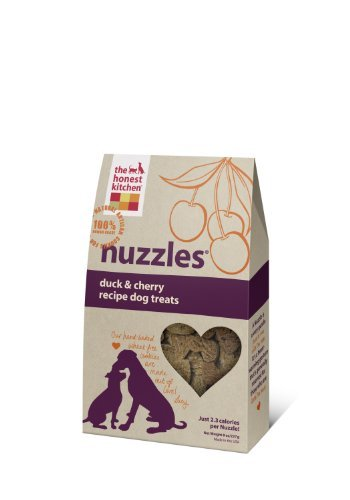 The Honest Kitchen Nuzzles Dog Cookies 8oz.