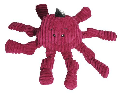Huggle Hounds Octo Knot Violet Hugglehounds Octo Knotties Dog Toy Violet