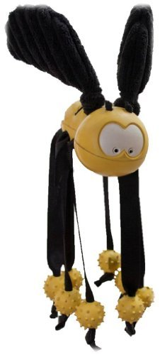 Huggle Wiley The Bee Sm Hugglehounds Wiley The Bee Dog Toy Minor