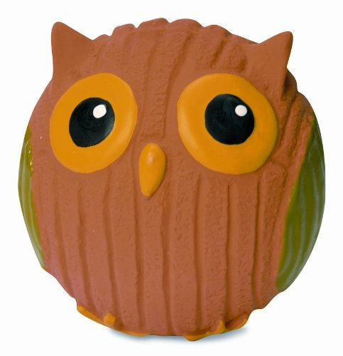 Huggle Poppy The Owl Mini Hugglehounds Ruff Tex Poppy The Owl Pet Squeak Toy Mini