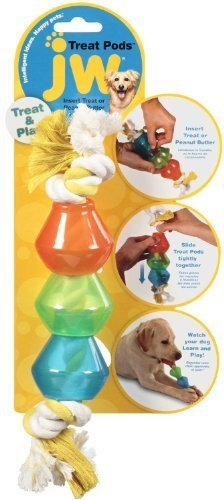 Jw Treat Pod Sm Jw Pet Company Treat Pod For Dogs Small
