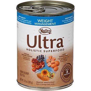 Nutro Ultra Weight Management Chunks In Gravy Adult 12.5oz