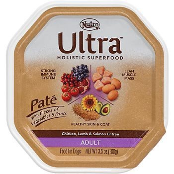 Nutro Ultra Adult Pate 3.5oz 100 G
