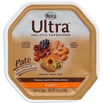 Nutro Ultra Chicken Lamb And Salmon Puppy 3.5oz