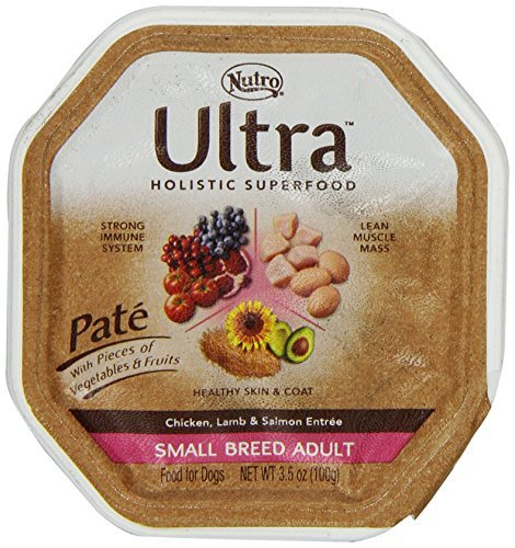Nutro Ultra Small Breed Adult Pate 3.5oz 100 G