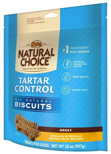 Nutro Tartar Control Trt 32oz Natural Choice Dog All Natural Tartar Control Biscuits Chicken And Whole Brown Rice Recipe 32 Ounce *nutro Tartar Control Trt 32oz