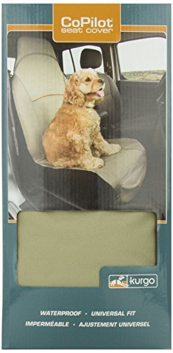 Kurgo Copilot Bcktseat Cvr Khk Kurgo Co Pilot Bucket Seat Car Cover Khaki