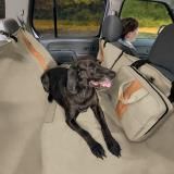 Kurgo Wander Hammock Khaki Kurgo Wander Dog Hammock Seat Cover Khaki With Orange