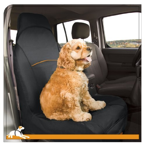 Kurgo Copilot Bcktseat Cvr Blk Kurgo Copilot Bucket Seat Cover For Pets Black