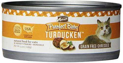 Merrick Cat Turducken 5.5oz