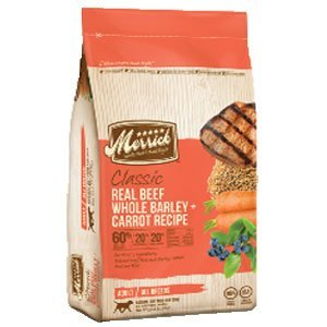 Merrick Classic Beef Whole Barley & Carrot