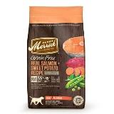 Merrick Grain Free Salmon & Sweet Potato Lid Adult Dog 4lb Qb 6