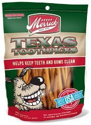 Merrick Texas Toothpicks 5.50z Merrick Texas Toothpicks 5.5oz.
