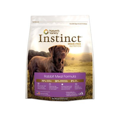 Natures Variety Instinct Grain Free Rabbit 25.3lb