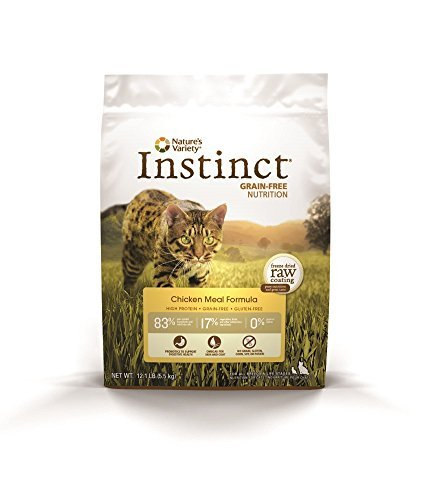 Nature's Variety Instinct Cat Grain Free Chicken 12.1lb