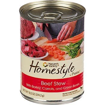 Natures Variety Homestyle Beef Stew 13.2oz