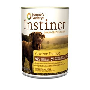 Nature's Variety Instinct Grainfree Chicken 13.2oz