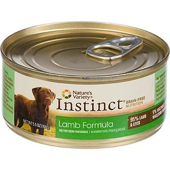 Nature's Variety Instinct Grain Free Lamb 5.5oz