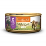 Nature's Variety Instinct Grain Free Rabbit 5.5oz