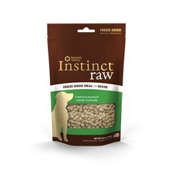 Nav Dog Instinct Fzd Lamb 6oz Nature's Variety Instinct Freeze Dried Raw Lamb 6 Oz